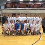 Cosby High School Boys Junior Varsity Volleyball beat John Randolph Tucker 2-0