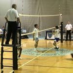 Cosby High School Boys Junior Varsity Volleyball falls to Deep Run High School 2-1
