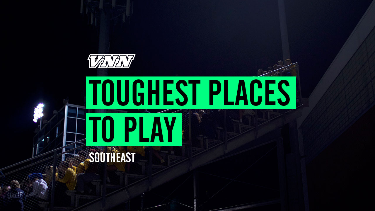 Vote for Cosby Gym in VNN's Toughest Place to Play Contest!