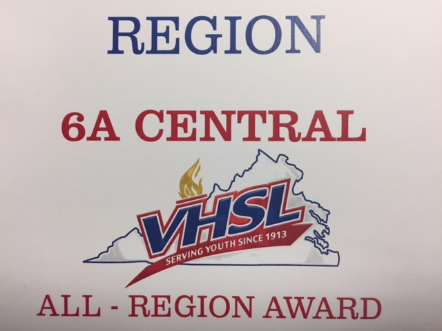 Fall All Region Awards
