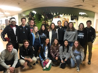 VARSITY CLUB – GIVING BACK!