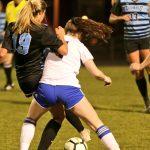 Girls Varsity Soccer falls to Deep Run 2 – 0