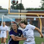 Girls Varsity Soccer falls to James River (Midlothian) 2 – 1