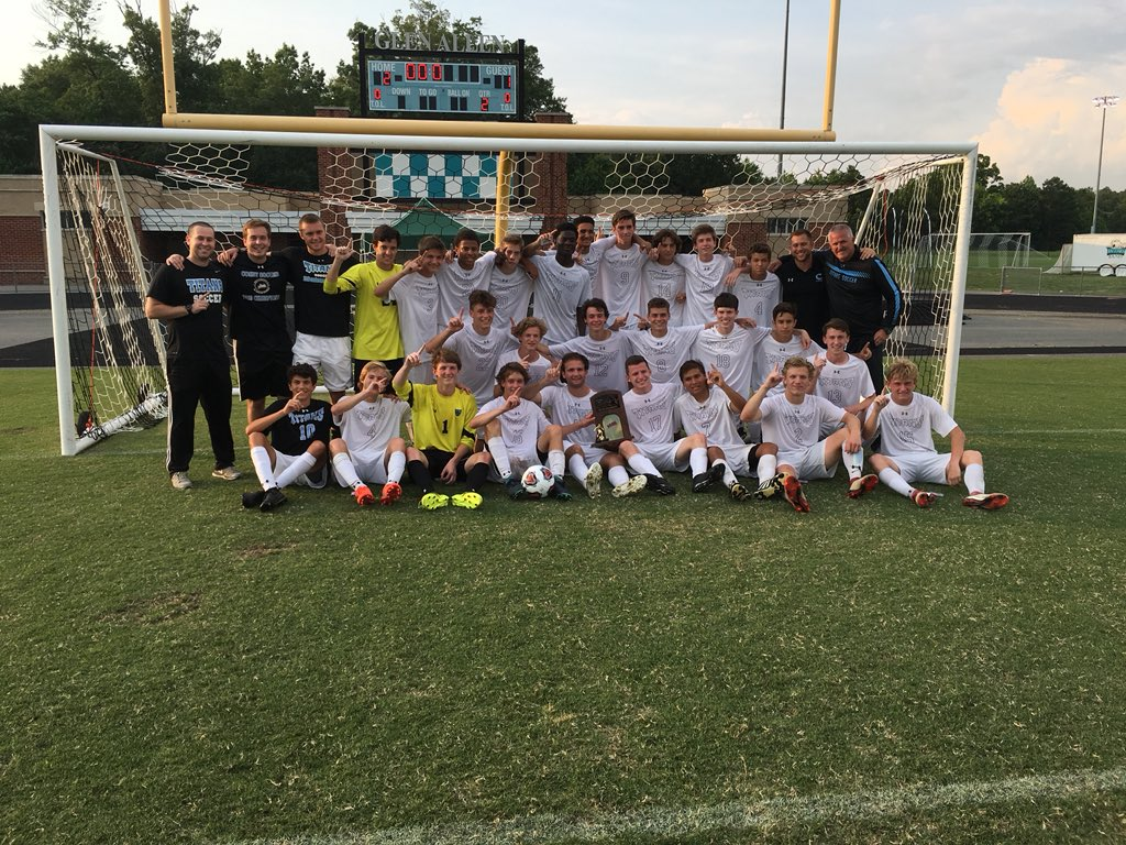 Boys Soccer Wins States, Secured the Wells Fargo Cup, Earned National Recognition