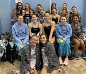 2018-2019 Varsity Swimming