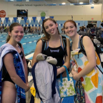 Girls Add Two More Wins in Double Dual against Monacan and Manchester