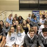Girls Varsity Swimming Adds Two More Wins in Double Dual against Brook Point and Riverbend