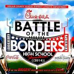 BATTLE OF THE BORDERS!  Don't Miss It!!
