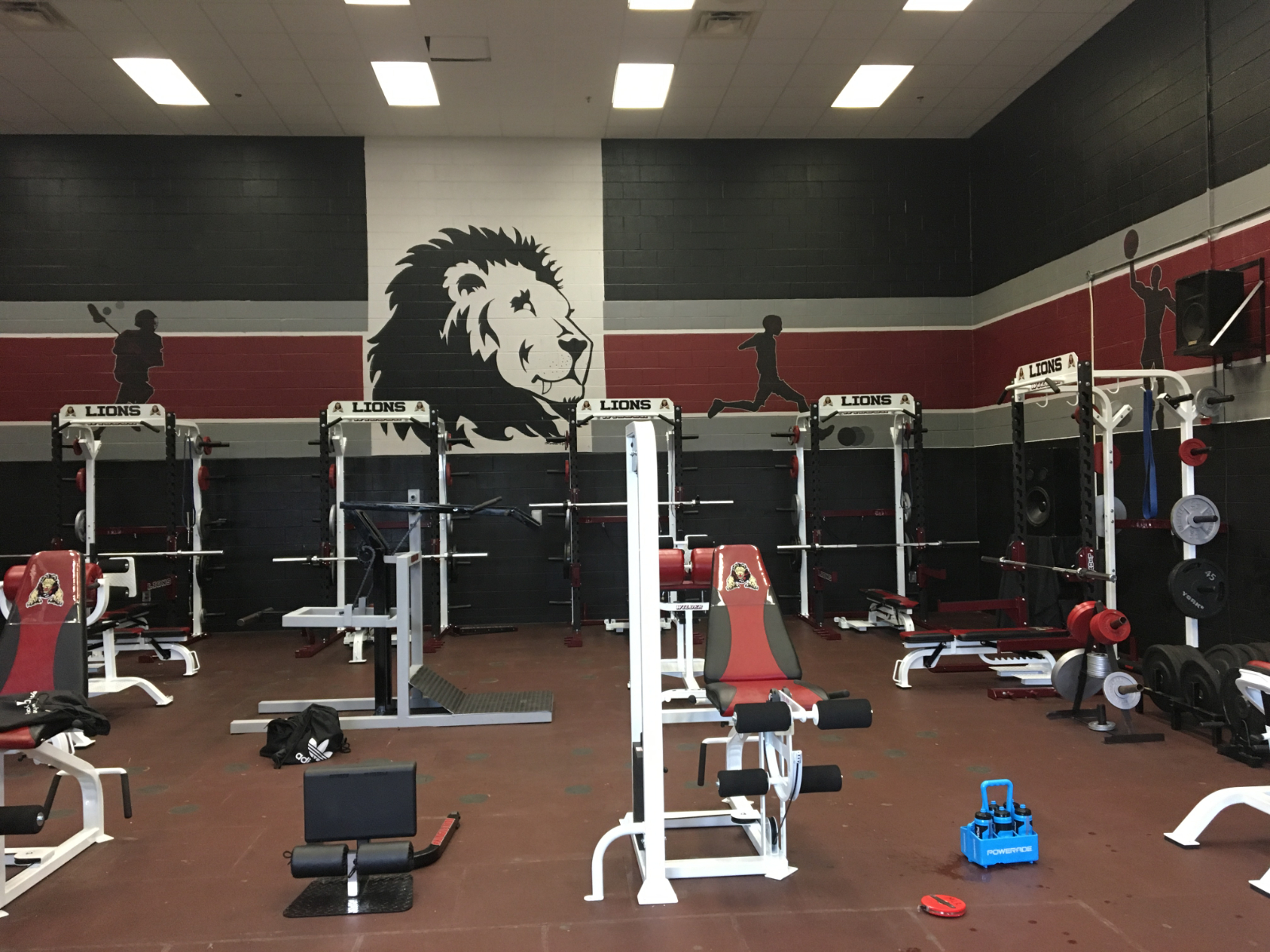 New Weight-Room