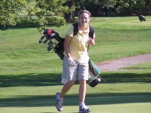 Girls Varsity Golf 2012