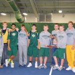 Boys Tennis State Finalist