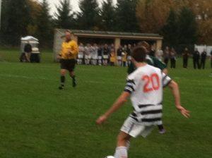 Soccer Regionals vs. Elk Rapids