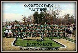 CP Varsity Football-Regional Champs 11.10.12