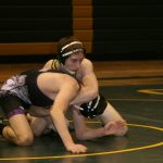 Comstock Park  Wrestling Varsity beats Wyoming 45-31