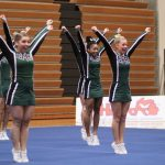 Competitive Cheer Finishes 4th at State