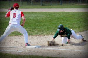 Varsity Baseball @ Allendale 4.22.13