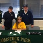 Morgan signs with Schoolcraft College