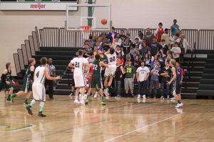 Boys Varsity basketball vs. Coopersville