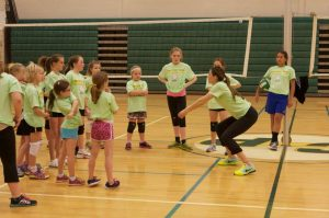 CP Volleyball Camp