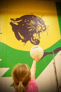 Girls CP 5th-6th grade Volleyball Clinics