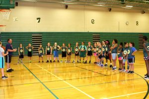 Girls CP 5th-6th grade Youth Basketball