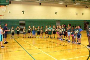 Girls CP 5th-6th grade Youth Basketball