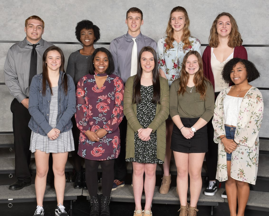 CP Winter All Conference Athletes