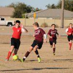 Trivium Preparatory Academy Boys Middle School Soccer ties Chandler Preparatory Academy 4-4