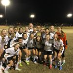 Lady Knights Varsity Soccer Semi-Finals Tonight 2/10 Game Info
