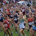 Girls Varsity Cross Country 2017 State Championship Photos