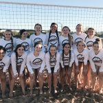 Lady Knights Beach Volleyball Ranked # 3