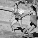 Varsity Beach Volleyball Home Playoff Match 4:00pm