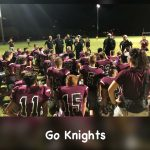 Boys Varsity Football beats Glendale Preparatory Academy 54 – 6