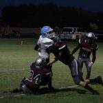 Boys Varsity Football beats Veritas Preparatory Academy 53 – 7
