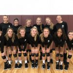 Girls Varsity Volleyball sweeps Tonopah Valley 3 – 0