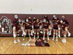 Girls Varsity Volleyball beats Laveen Heritage Academy 3 – 0