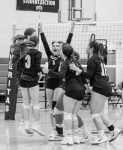 Girls Varsity Volleyball beats Veritas Preparatory Academy 3 – 1