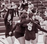 Girls Varsity Volleyball beats Chandler Preparatory Academy 3 – 2