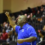 Old Mill Basketball Coach Mike Francis Named Coach of the Year by the Capital/Gazette Newspaper