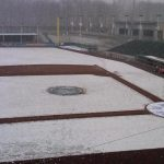 Snow Storm Causes Old Mill Athletic Events to be Rescheduled
