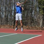 Old Mill doubles up North County in tennis