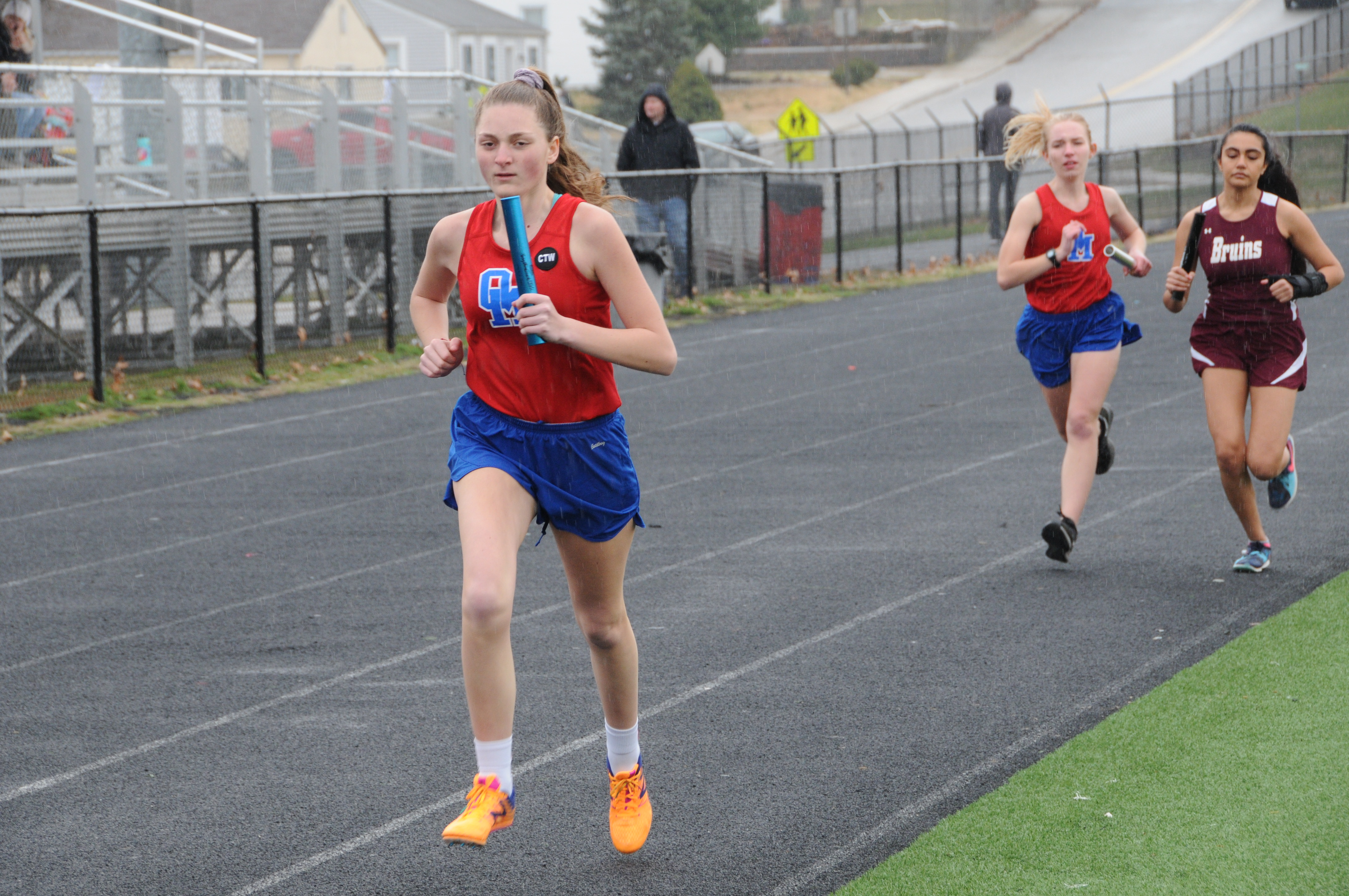 Old Mill Track & Field Participates in Inter County Meet at Arundel