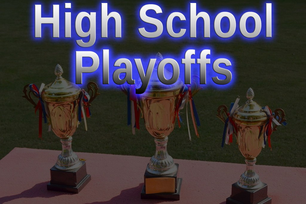 Play Off Schedule for Week of 10/29