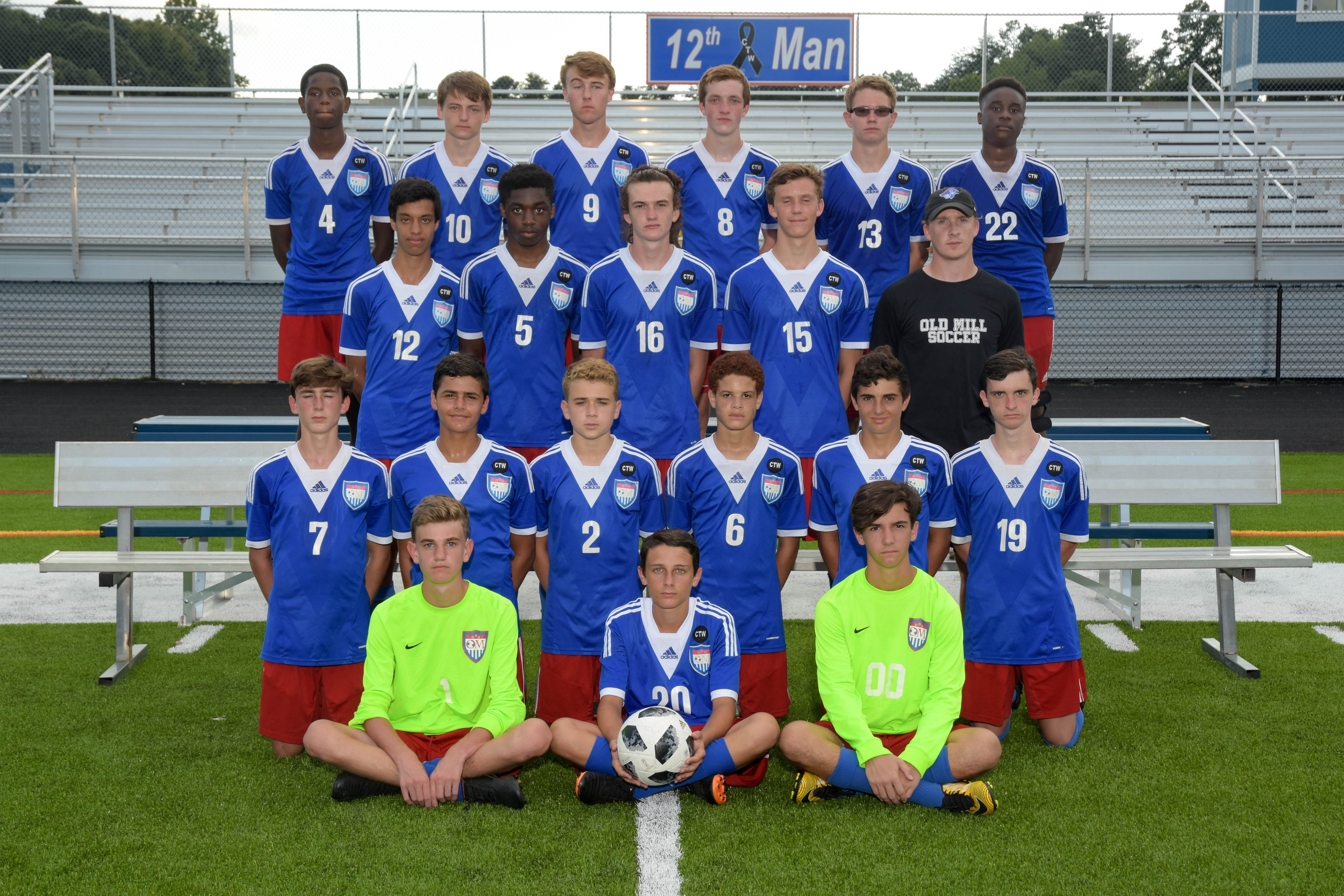 JV Boys Soccer to Play in County Championship on Tuesday, 10/23 at 1:00 PM