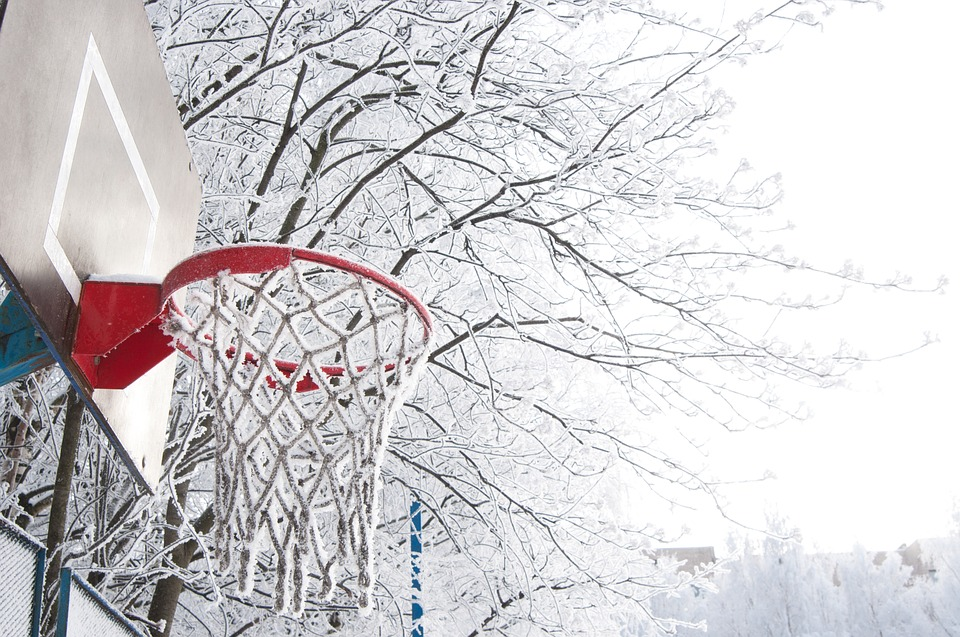 Winter Tryouts are Canceled for Today because of Weather Conditions