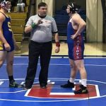 Old Mill Wrestling Defeats Southern & Chesapeake