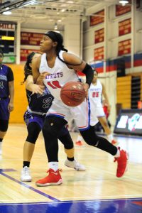 Girls Varsity Basketball 2018