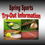 Old Mill Spring Sports Tryout Information