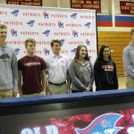 Old Mill Has 6 Student Athletes Sign Letters of Intent