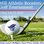 Old Mill Boosters Golf Tournament – July 12 at Bay Hills Golf Club